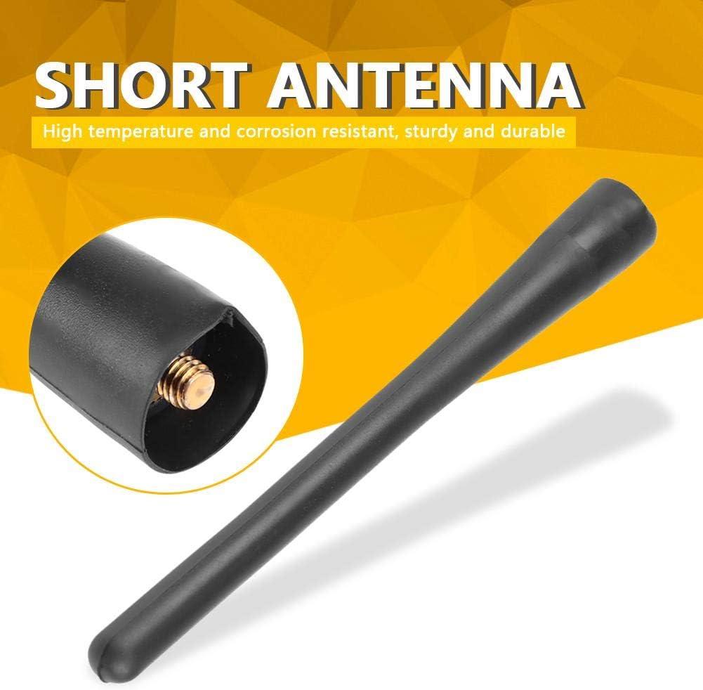 Antenna Cuque Universal 6 Inches FM AM Auto Short Radio Aerial Antenna Perfect Replacement Screw Thread Roof Antenna for Honda Toyota Lexus Mazda Scion