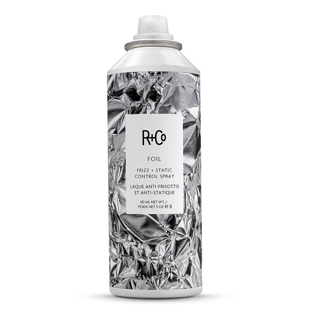 R+Co Foil Frizz Plus Static Control Spray, 5 Fl Oz