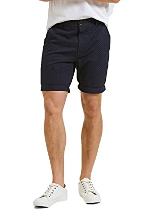 54eb141980c766 Threadbare Mens Ditsy Or Stripe Chino Shorts: Amazon.co.uk: Clothing
