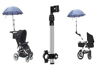 AUVSTA Wheelchair Cup Holders Black 360 Degrees Universal Pushchair Bicycle Strollers ProCIV Bike Cup Holder fits Baby Stroller Bike Cup Holder Mountain Bike and Wheelchair