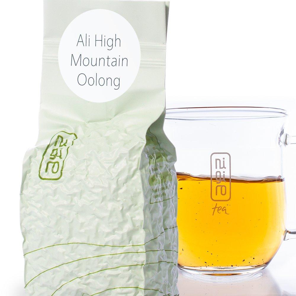 Rare Oriental Beauty Chinese Oolong (50 cups/3.5oz) | Nigiro | Medium Caffeine | Unique Loose Tea Leaf Selection