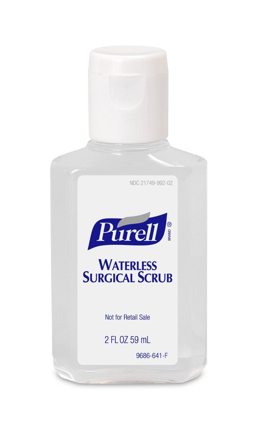 Purell Waterless Surgical With Moisturizers Scrub (24 Per Case)