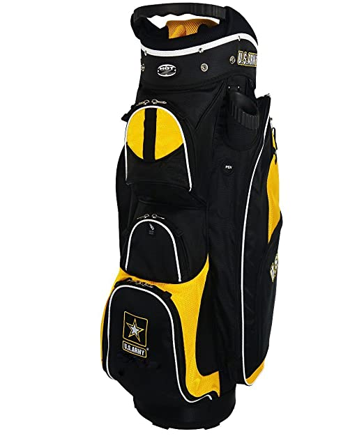 Amazon.com: Hot-Z Golf bolsas bolsa de Golf, negro, talla ...