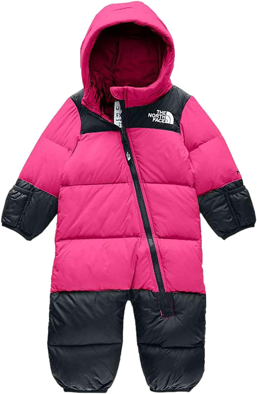 Infant The North Face Kids Nuptse One-Piece