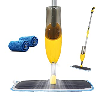 Yocada 600ml Microfiber Spray Mop