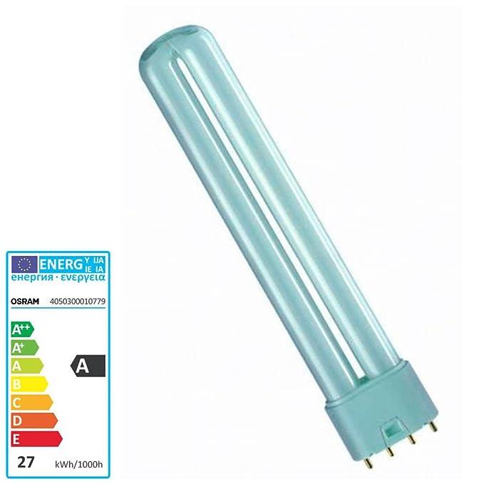 Licht 827 Interna Osram Kompaktleuchtstofflampe DULUX L Lumilux 2G11 24W