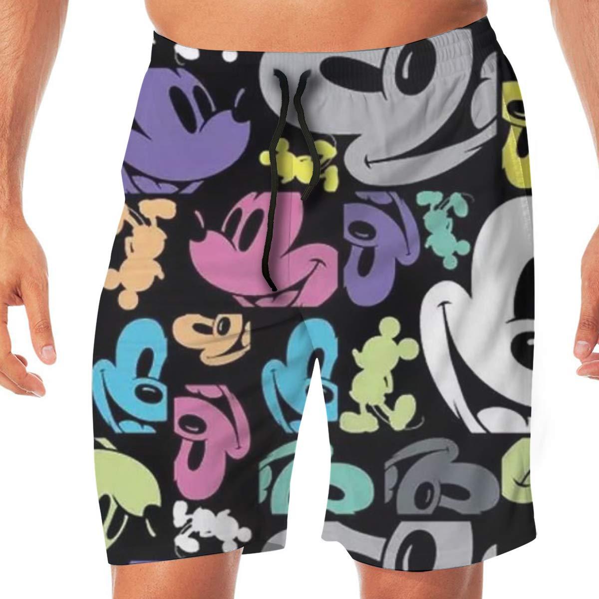DailiH Swim Trunks Traje de baño con Tabla de Playa de ...