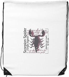 DIYthinker À la découverte du Homard Marine Organism Drawstring Backpack Sacs de Sport Shopping Cadeau