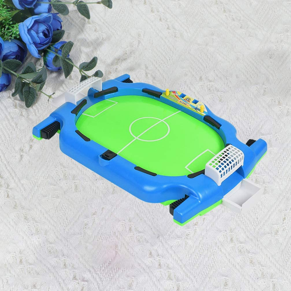 PRETYZOOM Mini Table Top Football Toy Escritorio Dedo Juegos de ...