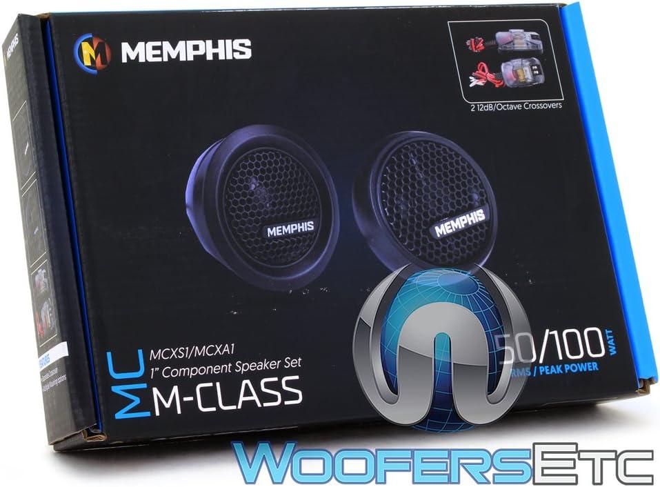 Memphis MCXS1 1 Soft Dome M-Class Series Tweeters