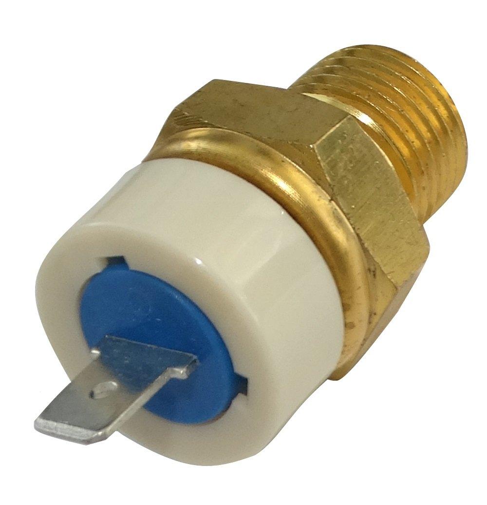 Sensor de presion del aceite del motor C19887 compatible con 1131.14 AERZETIX