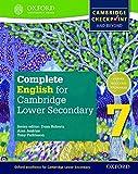 Complete English for Cambridge IGCSE secondary 1. Student's book. Per la Scuola media. Con espansione online: English for Cambridge Checkpoint ... (Complete English for Cambridge Secondary)