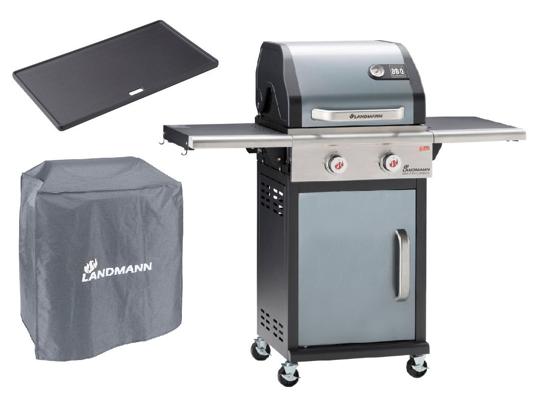 Gasgrill Barbecue of the Champion PTS 2.0 Anthrazit