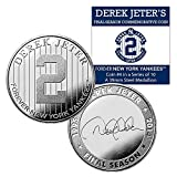 "Sporting Goods : Derek Jeter Final Season ""New York Yankees Forever"" Coin #4"