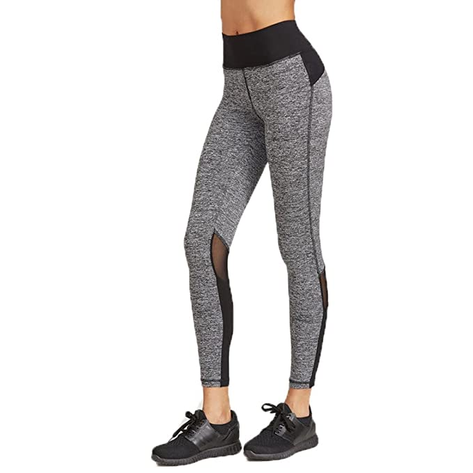 Amazon.com: minisoya – Mallas Exercise Leggings malla ...