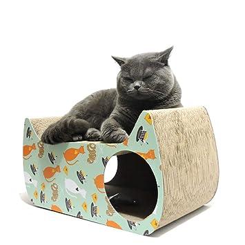 Amazon.com: HUAHOO - Accesorios para gatos y gatos para cama ...