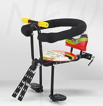 Asiento delantero abatible asiento de bicicleta delantera asiento ...