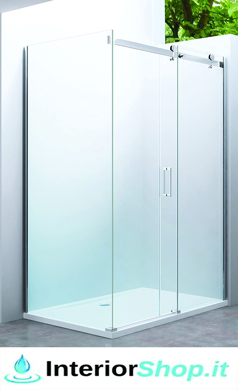 Box ducha Rubí 70 x 110 de cristal 8 mm: Amazon.es: Hogar