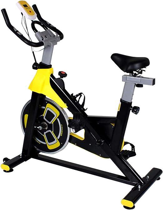 ZNN Bicicleta estática-Ultra silenciosa Estudio de Interior ...