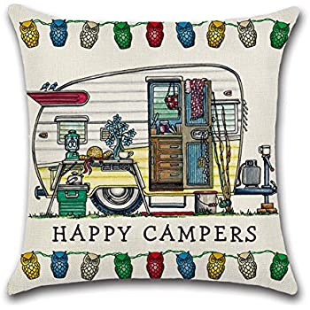 Amazon.com: OutTop Cute RV Vintage Glass Egg Camper Travel