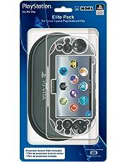 HORI Elite Pack Protective Starter Kit for PlayStation Vita 2000