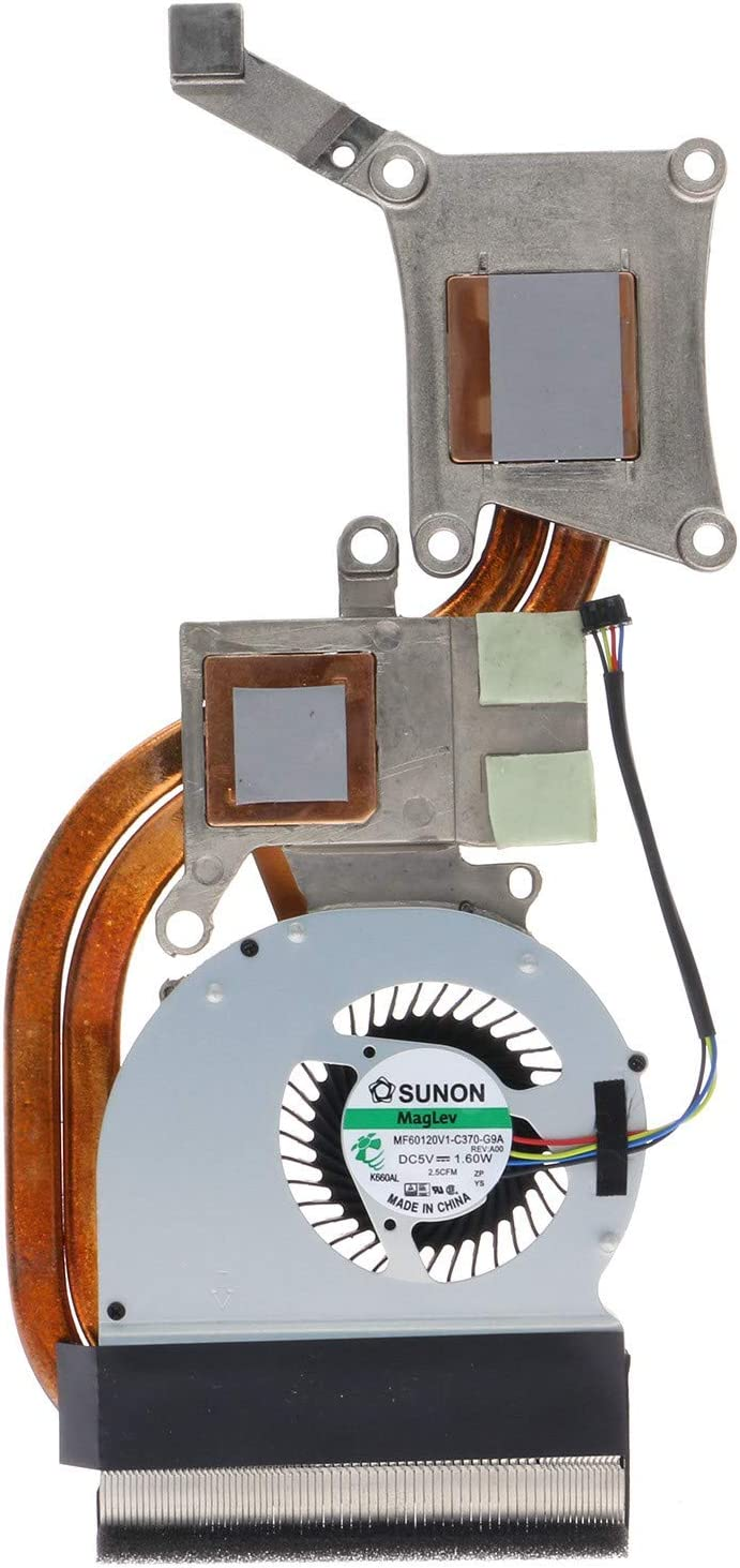 CPU Cooling Fan Heatsink for Dell Latitude E6430 9C7T7 09C7T7
