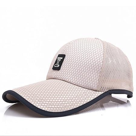 NJ Sombrero- Gorra para Hombre al Aire Libre Sombrero para el Sol ...