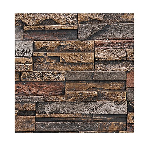 Stone Wall Panels : Faux stone wall panel amazon