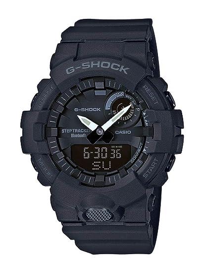 Casio Reloj Digital para Hombre de Cuarzo con Correa en Resina GBA-800