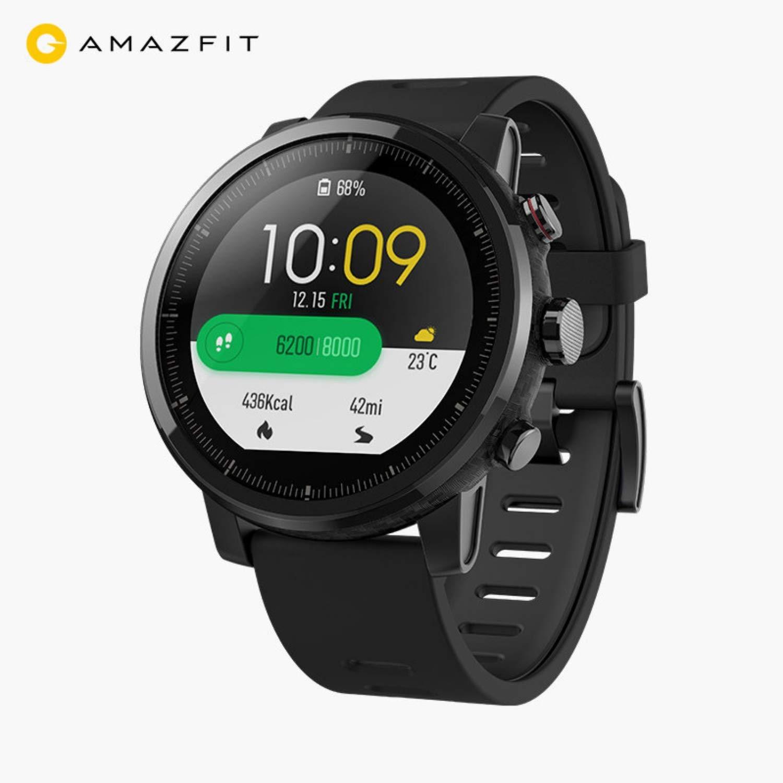 Amazfit Stratos 2S (2019) Smartwatch (Xiaomi)   Reloj Inteligente ...