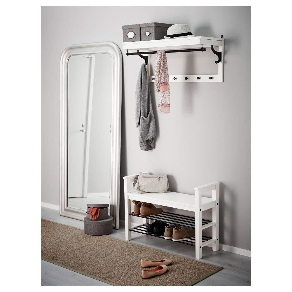 IKEA ASIA HEMNES - Perchero para Sombreros, Color Blanco ...