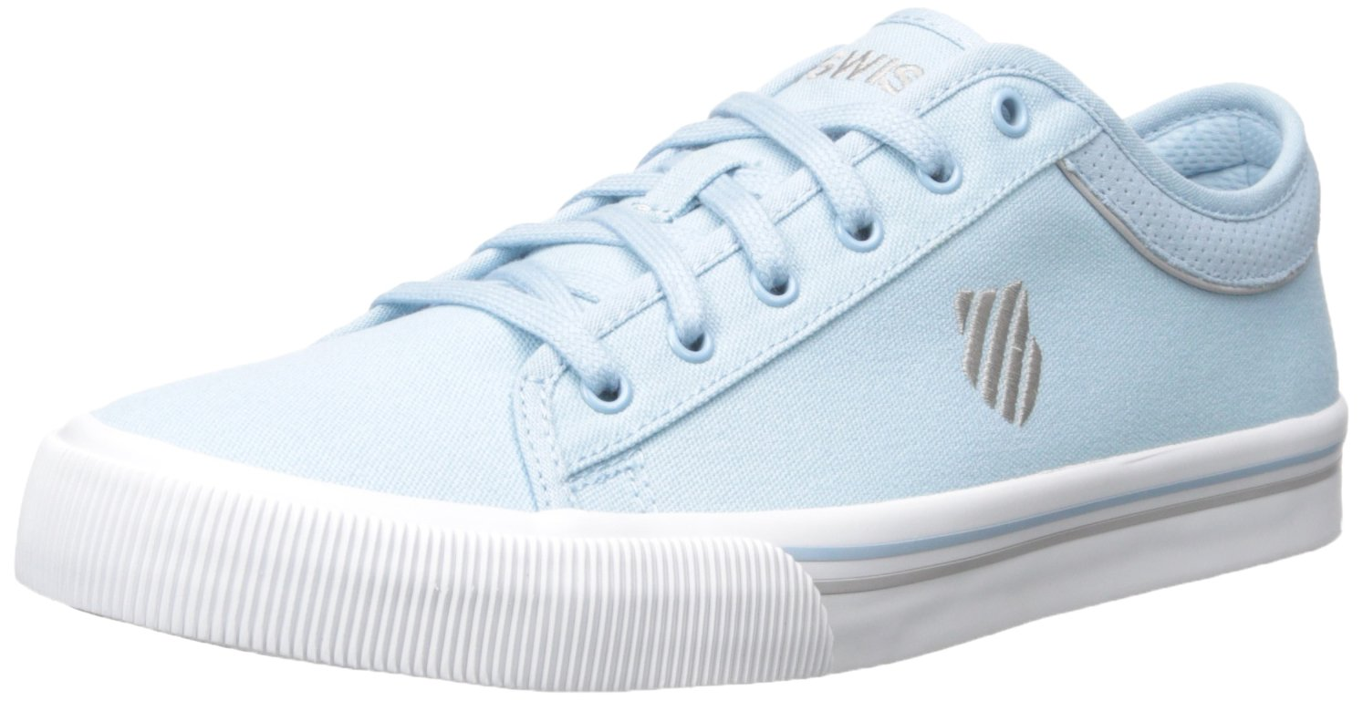 K-Swiss Men's Bridgeport 2 Fashion Sneaker B01LY051I5 8.5 D(M) US|Dream Blue/Ash/White