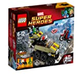 LEGO Super Heroes 76017: Captain Amer...