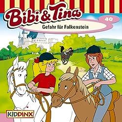 Gefahr für Falkenstein (Bibi und Tina 40)