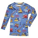 Children's Goodnight, Goodnight Construction Site Pajamas- Great Gift Idea - 4T