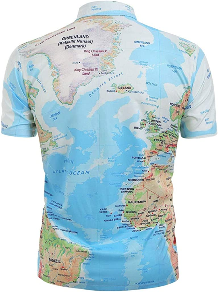 American Apparel Tropical Iceland Funny T-shirt