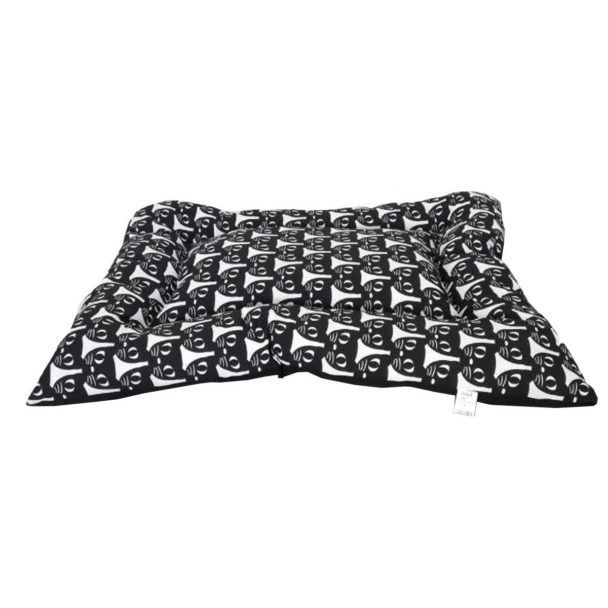 Cisne 2013, S.L. ¡Oferta ÚLTIMAS Unidades! Cama para Mascota Gatitos Negros 115 * 90cm.: Amazon.es: Hogar