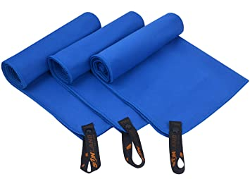 Amazon.com: SUNLAND Toallas de microfibra para gimnasio ...