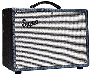 supro 1642rt titan 50w 1x10 guitar combo amp musical instruments. Black Bedroom Furniture Sets. Home Design Ideas