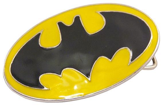 ff5df143e91 Enamel Batman boucle de ceinture  Amazon.fr  Vêtements et accessoires
