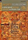 Snorri Sturluson : Le plus grand écrivain islandais du Moyen Âge par Boyer