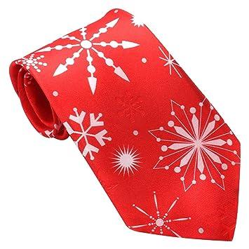 Joyibay Corbata De Navidad Creativo Corbata Navideña Corbata De ...
