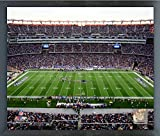 "Gillette Stadium New England Patriots Photo (Size: 17"" x 21"") Framed"