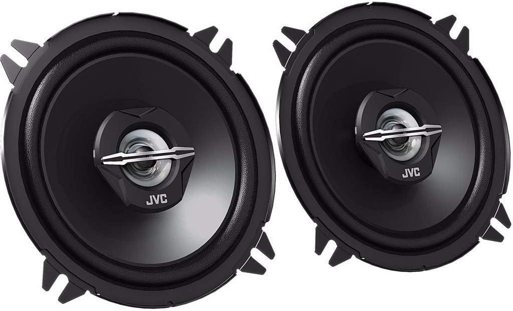 JVC CS J520X, Altavoces Coaxiales 2 Vías, Negro