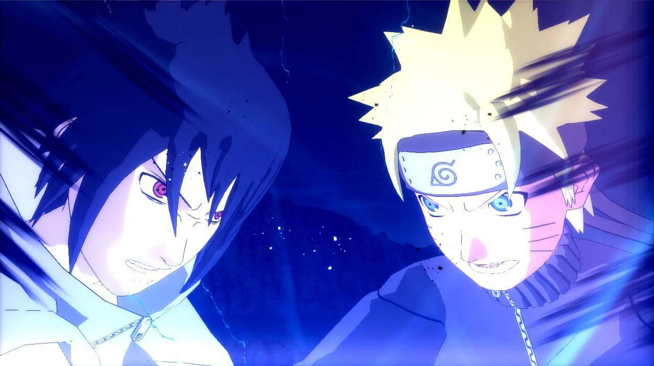 Naruto Shippuden: Ultimate Ninja Storm Revolution Rivals ...