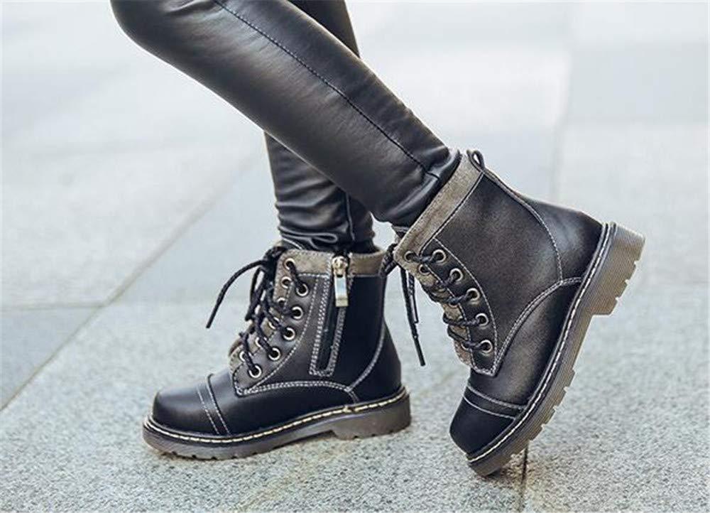 homme pareille / femme beauté sans pareille homme garçon fille dentelle bottines hiver chaud contre chaussures conception novatrice de nouveaux produits en 2018 beaucoup de variétés hg15421 1c69c1