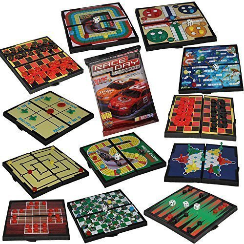 The Mini Magnetic Travel Fun Board Games travel product recommended by Ebony Bagley on Lifney.