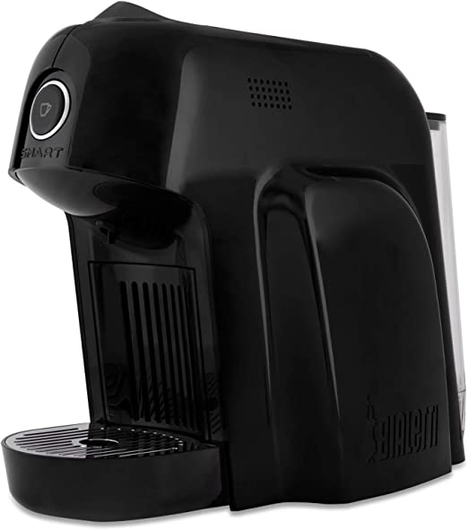 Bialetti Break Independiente Máquina de café en cápsulas Negro 1 tazas Totalmente automática - Cafetera (Independiente, Máquina de café en cápsulas, Cápsula de café, Negro): Amazon.es: Hogar