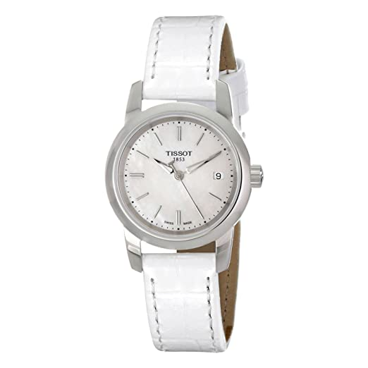 Tissot Classic Dream Reloj de mujer cuarzo 28mm T033.210.16.111.00: Tissot: Amazon.es: Relojes