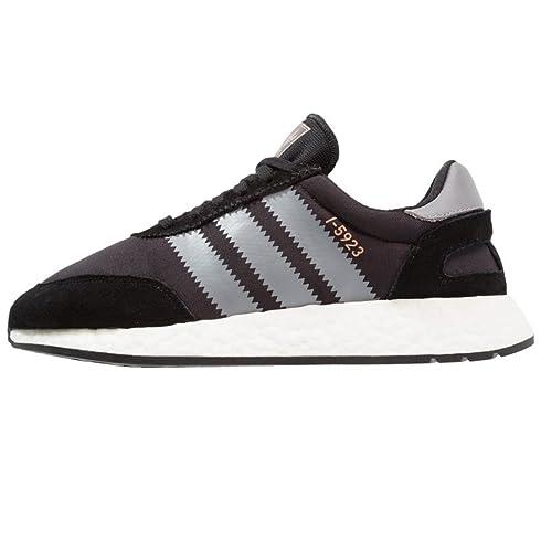 Adidas I-5923 Zapatillas para Hombre, Negro, 42: Amazon.es: Zapatos y complementos
